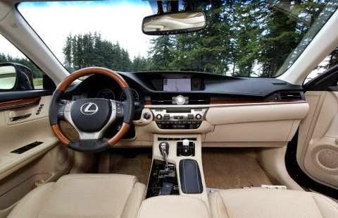 2015 Lexus ES 300h Hybrid Release Date