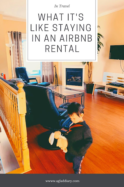 What It's Like Staying in an Airbnb Rental For the First Time