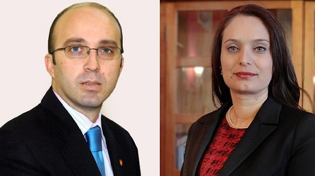 Albanian State Attorney Alma Hicka dismissed,  Artur Metani replaces her