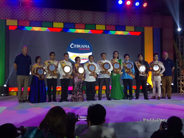 2019 Happiest Pinoy Category Winners