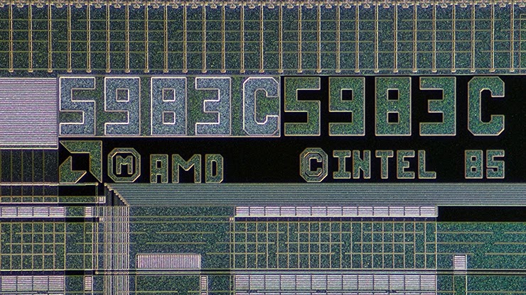 Фирма AMD