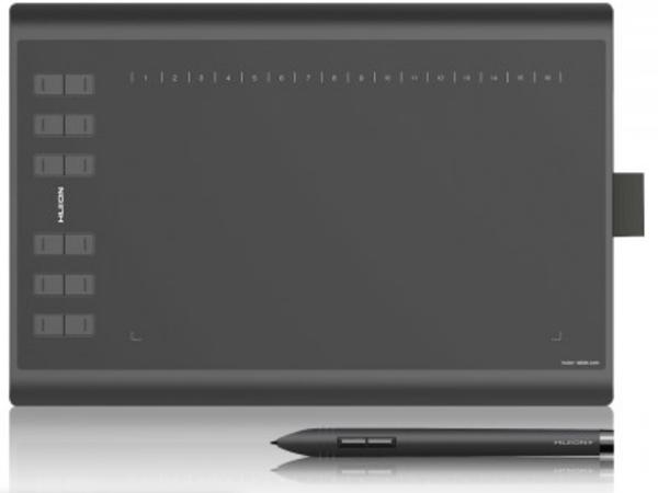 tablet grafis untuk pemula