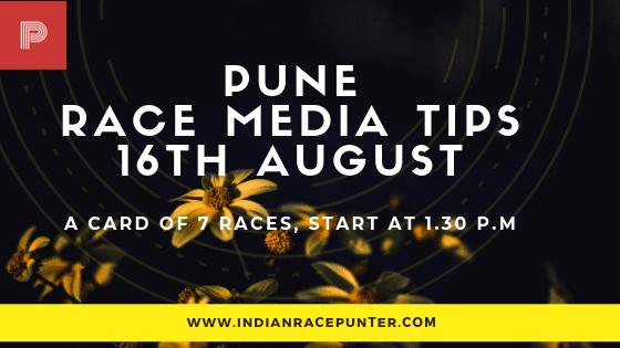 Pune Race Media Tips 16 August