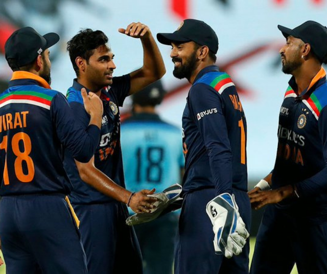 India versus England first ODI : India win by 66 runs as debutants sparkle