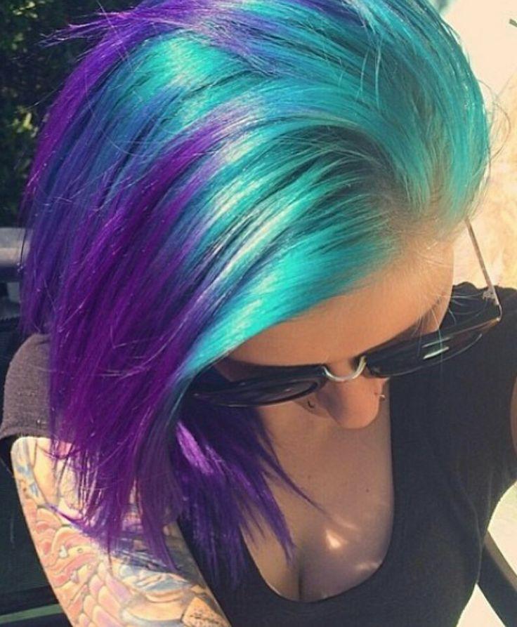 Astonishing Hair Color...