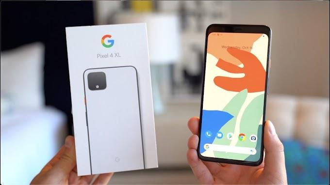 Entre no Sorteio de Um Google Pixel 4 XL