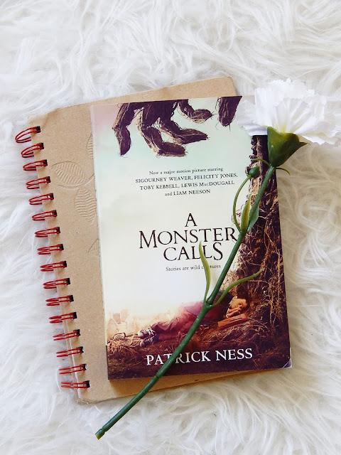 A Monster Calls | sprinkledpages