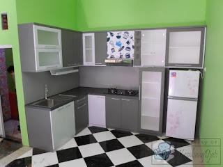 Kitchen Set Rumah Harga Diskon Untuk  Wilayah Semarang Dan Sekitarnnya