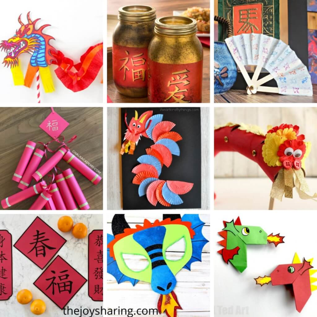 Kid's activties for Chinese New Year