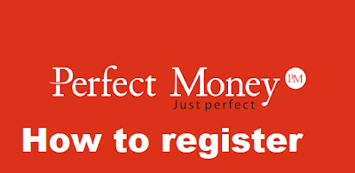How to register for Perfect Money