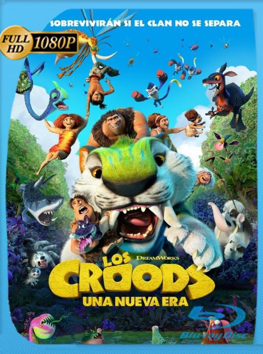 Los Croods 2: Una Nueva Era (2020) BRRip [1080p] Latino [GoogleDrive] Ivan092
