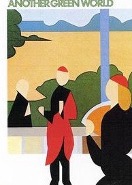 Another Green World, Brian Eno (LP cover)