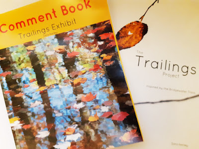 Trailings Exhibit Guides - Sara Harley