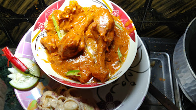3 easy step to make butter chicken