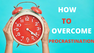 How To Overcome Procrastination - InspiringHub
