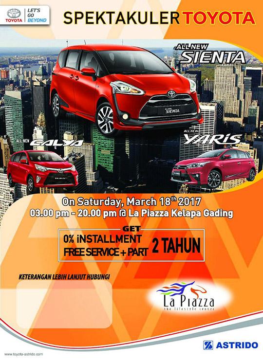 Astrido Toyota Harmoni, Jakarta Pusat
