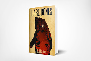 horror, bare bones, book review