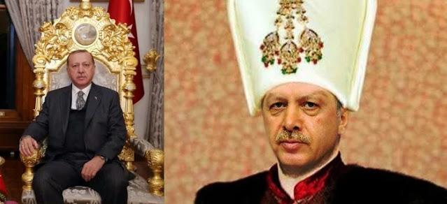 Ο Ερντογάν είναι εκτός ελέγχου
