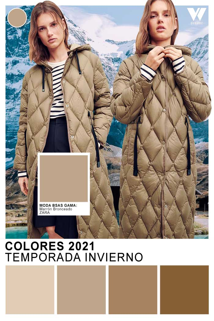Colores otoño invierno 2021 moda