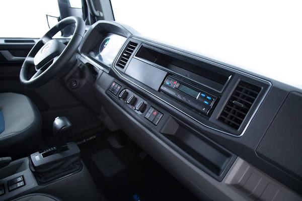 VW e-Delivery elétrico inicia produção no Brasil e já tem 100 unidades vendidas