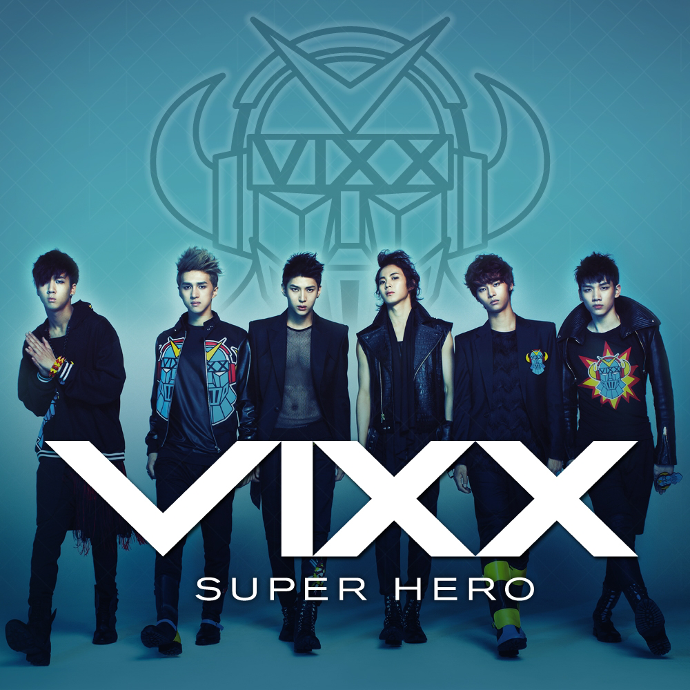 [Single] VIXX – SUPER HERO (FLAC)