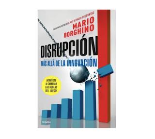 """""""Disrupción"""" - Qué esperar de este libro."""