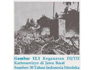 Pemberontakan DI/TII di Jawa Barat 1949-1960: Latar Belakang, Tujuan, Upaya Penumpasan