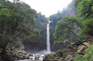 Keindahan Alam Wisata Air Terjun Coban Baung Di Pasuruan