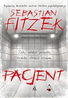 """Pacjent"" Sebastian Fitzek"