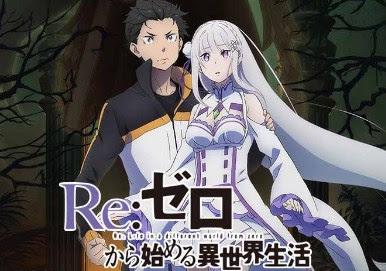 Re:Zero Season 2 Episode 6 Subtitle Indonesia
