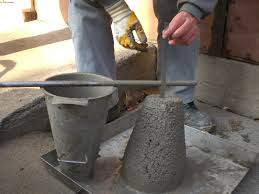 How to Perform Concrete Slump Cone Test at Site?