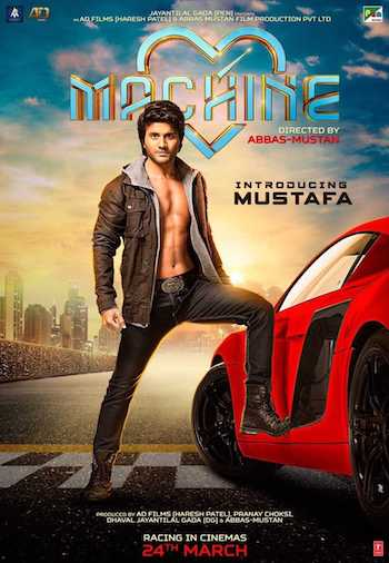 Machine 2017 Hindi Movie Download