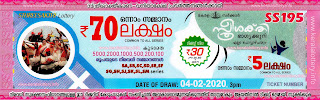 "KeralaLottery.info, ""kerala lottery result 04.02.2020 sthree sakthi ss 195"" 4th February 2020 result, kerala lottery, kl result,  yesterday lottery results, lotteries results, keralalotteries, kerala lottery, keralalotteryresult, kerala lottery result, kerala lottery result live, kerala lottery today, kerala lottery result today, kerala lottery results today, today kerala lottery result, 4 2 2020, 4.2.2020, kerala lottery result 4-2-2020, sthree sakthi lottery results, kerala lottery result today sthree sakthi, sthree sakthi lottery result, kerala lottery result sthree sakthi today, kerala lottery sthree sakthi today result, sthree sakthi kerala lottery result, sthree sakthi lottery ss 195 results 04-02-2020, sthree sakthi lottery ss 195, live sthree sakthi lottery ss-195, sthree sakthi lottery, 4/2/2020 kerala lottery today result sthree sakthi, 04/02/2020 sthree sakthi lottery ss-195, today sthree sakthi lottery result, sthree sakthi lottery today result, sthree sakthi lottery results today, today kerala lottery result sthree sakthi, kerala lottery results today sthree sakthi, sthree sakthi lottery today, today lottery result sthree sakthi, sthree sakthi lottery result today, kerala lottery result live, kerala lottery bumper result, kerala lottery result yesterday, kerala lottery result today, kerala online lottery results, kerala lottery draw, kerala lottery results, kerala state lottery today, kerala lottare, kerala lottery result, lottery today, kerala lottery today draw result,"