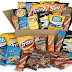 50 Piece Sweet & Salty Snacks Variety Box, Mix of Cookies, Crackers, Chips & Nuts $14.98 + Free Shipping or $12.98 With 5 Amazon Subscribe & Save Discounts