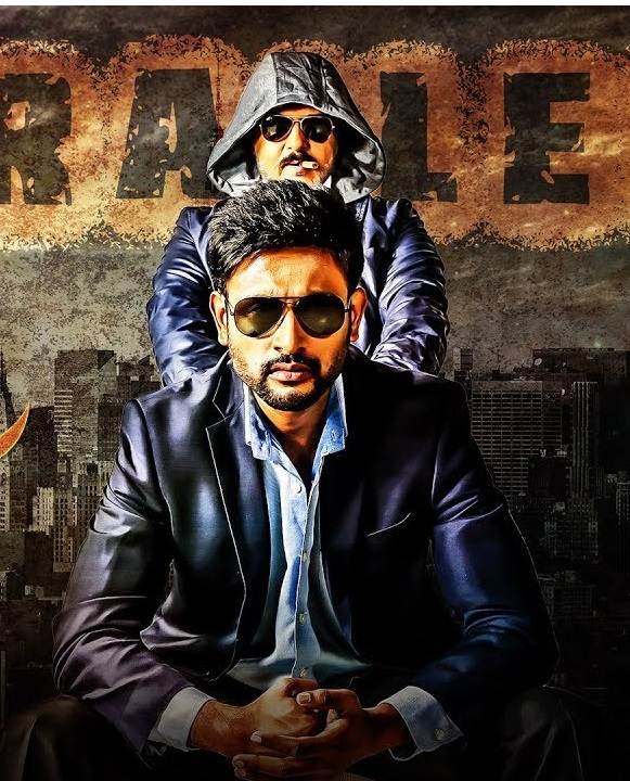 Buckaasuura 2019 Hindi Dubbed 350MB HDRip 480p x264