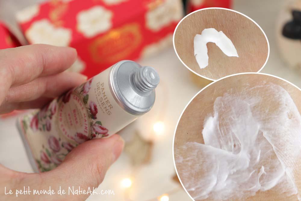 crème mains beurre karité