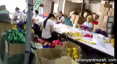 Pabrik tali lanyard murah dan berkualitas di Jakarta