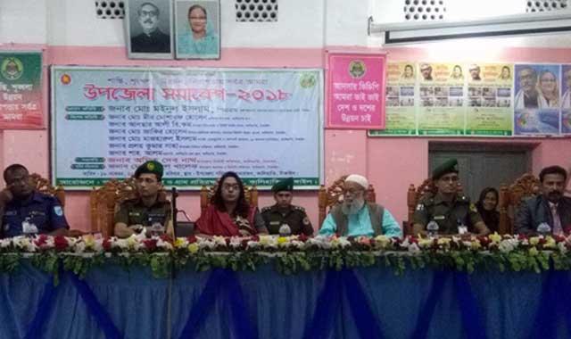 কালিহাতীতে বক্তারা : আনসার ও ভিডিপি সুশৃঙ্খল সর্ববৃহৎ বাহিনী