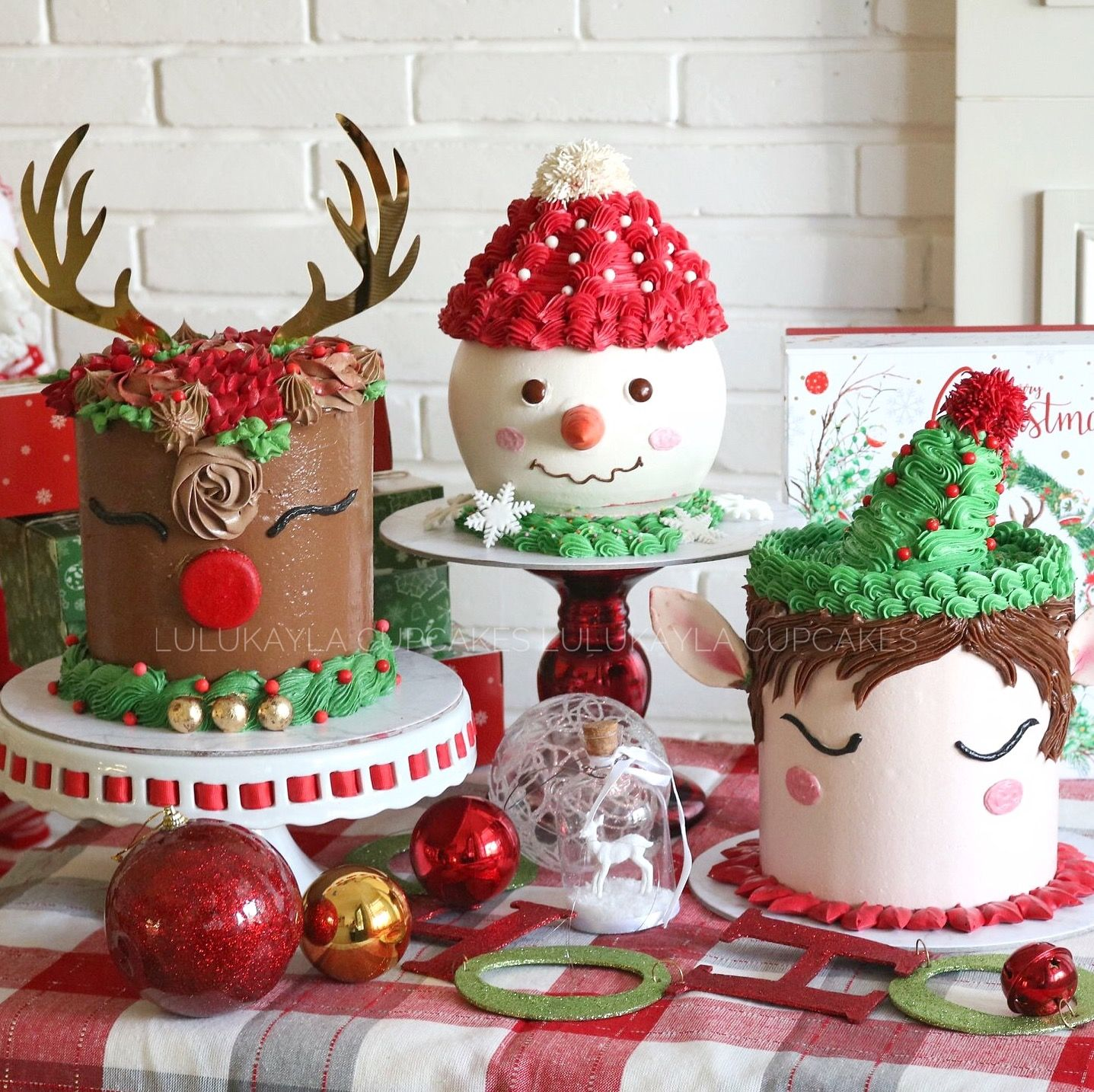 Aneka Cake yang Kerap Dijadikan Sebagai Hantaran Saat Natal
