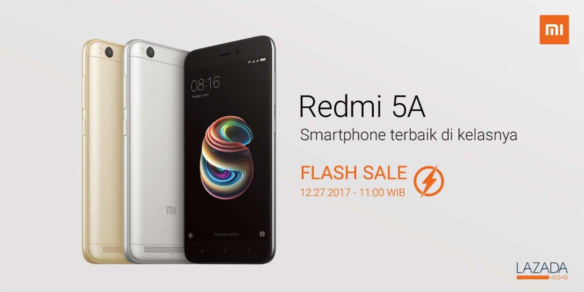 redmi 5A flash sale launch
