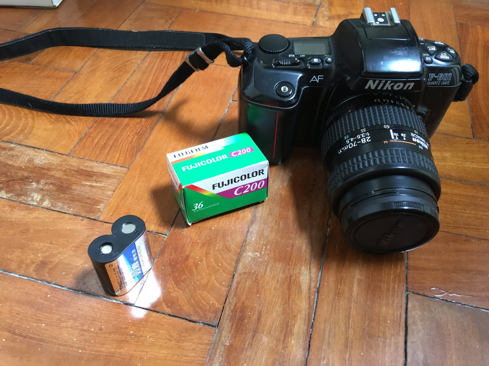 Leothoughts Is The 1991 Nikon F601 Film Slr Camera Relevant In 2018 Fujicolor C200 35mm Fujifilm Singapore Ridiculously Expensive A Basic Colour Cost 890 And That Was Exclusive Of Processing