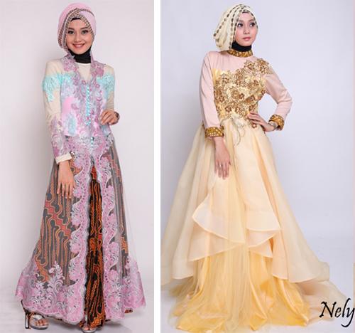 model baju kebaya hijab