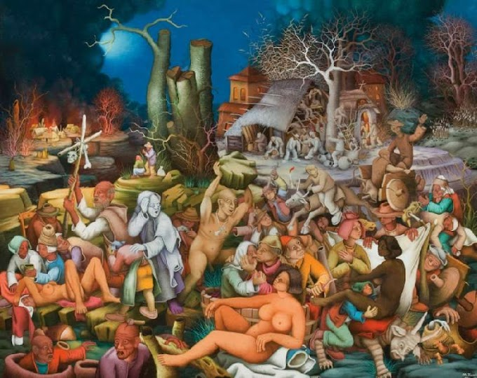 Pesta Bejat Pada Zaman Kuno