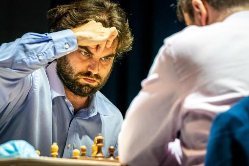 Le joueur d'échecs américain Sam Shankland (2709) - Photo © Eric Rosen