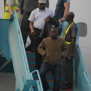 35 Nigerians deported from uk