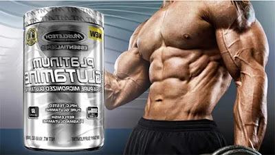 5- Glutamine supplements