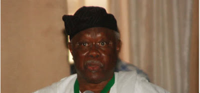 Party Chairmanship: I'm PDP's redemption, says Bode George