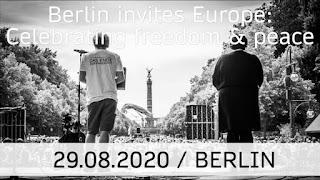 BERLIN INVITE EUROPE B29008 M2908 29.08.2020