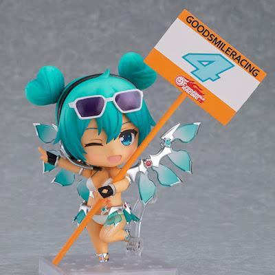 Nendoroid Racing Miku: 2013 Sepang Ver. - Good Smile Company