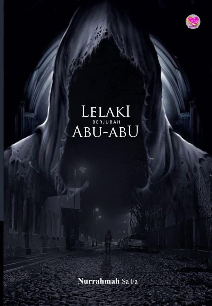 Novel : Lelaki Berjubah Abu-Abu